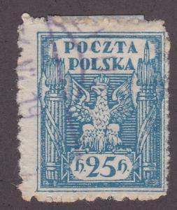 Poland 126 Arms of Poland 1919