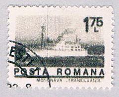 Romania 2464 Used Motorship 1973 (BP29114)