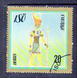 SWEDEN ISO Ancient Egyptian Art - Horus