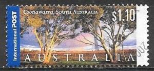 Australia 2002 $1.10 Coonawarra, used, Scott #2077