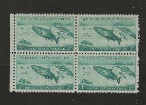 Sc 1079 WILDLIFE CONSERVATION King Salmon State of Washington