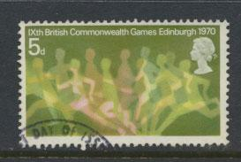 Great Britain SG 832 - Used - commonwealth games