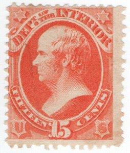 (I.B) US Postal Service : Department of The Interior 15c