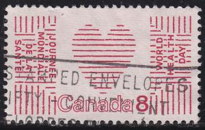 Canada 560i USED - 1972 UN World Food Day 5