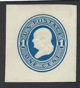 UNITED STATES SC# U74a VF MNH 1870