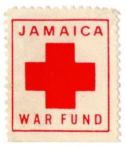 (I.B) Jamaica Cinderella : Red Cross War Fund