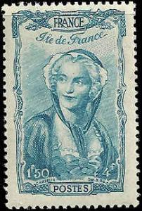 France - B169 - MNH - (Penciled Back) - SCV-2.00