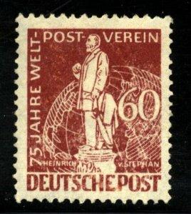 Germany  Berlin Scott 9N39 Mint SCARCE Never hinged Cat. Val. $225.00