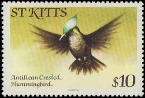 1981 St Kitts #49-66, Complete Set(18), Never Hinged