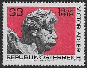 Austria - # 1094 - Viktor Adler - MNH
