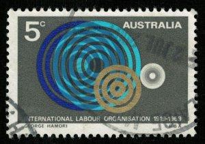 Australia, 5 c (T-7239)