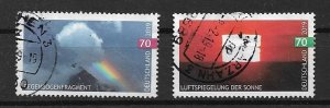 Germany used - 2019 -  Himmelsereignisse 1