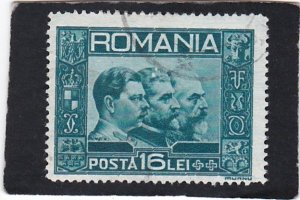 Romania,  #  403    used