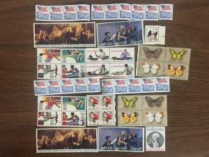 USA  LOT OF 20 X $0.55c FOR POSTAGE F.V $ 11.00, L.P.$ 8.25 -LOT# 816 MINT