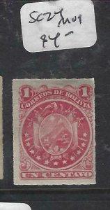 BOLIVIA  (P1606B)    SC 24    MOG