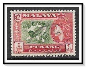 Penang #54 QE II & Bersilat Used