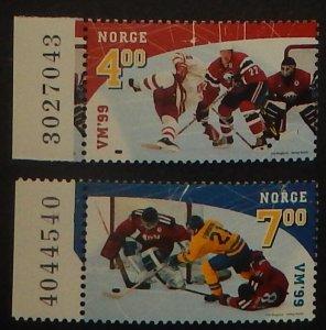 Norway 1222-23. 1999 Hockey Championships, NH