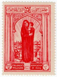 (I.B) Iraq Cinderella : Children's Welfare Society 10a (currency error)