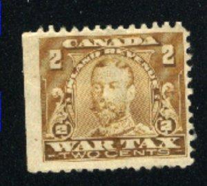 Canada 2 cent   war tax   Mint   PD