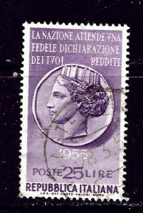 Italy 691 Used 1955 issue