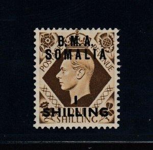 BOIC Somalia, CW 18a, MLH, Broken Barb variety