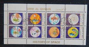 Space, Umm Al Quwain, (1889-T)