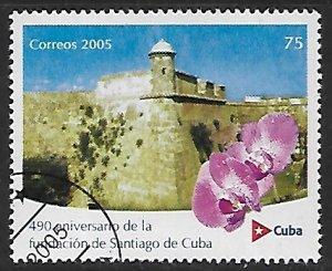 Cuba # 4514 - Santiago de Cuba - unused / CTO....{R20}