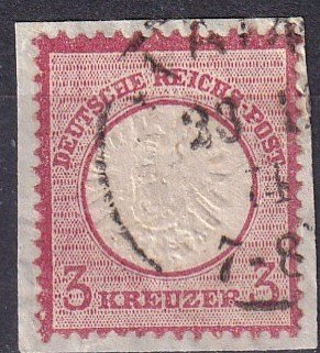 Germany #23 F-VF Used CV $6.25 (Z2857)