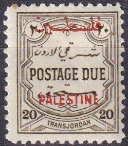 Jordan #NJ6a  F-VF Unused CV $95.00  (SU8270)