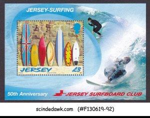 JERSEY - 2009 SURFING SPORTS / JERSEY SURFBOARD CLUB - MIN/SHT MNH