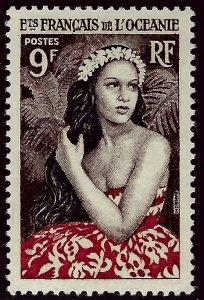 French Polynesia Sc #180 MNH VF...Polynesia is Unique!