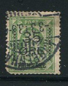 Denmark #81 Used
