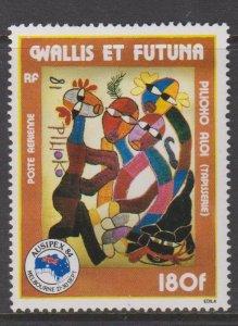 Wallis and Futuna Islands Sc#C136 MNH