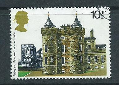 GB  QEII  SG 1053 Architecture Very Fine Used