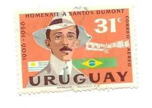 Uruguay 1959 - U - Scott #C193