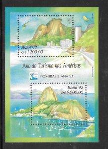 Brazil #2397 MNH Souvenir Sheet