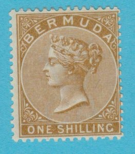 BERMUDA 25 MINT HINGED OG *  NO FAULTS VERY  FINE !