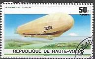 Haute-Volta Beautiful - Zeppelin 50F