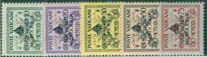 Vatican NH PRORATED FOR NH 62-3,65-7 NH SHORT SET CV $20.50 BIN $8.00