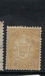 [SOLD] Guatemala SC 1 MOG (6dqm)