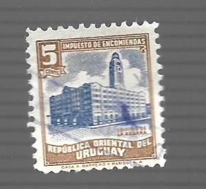Uruguay 1946 - U - Scott #Q66