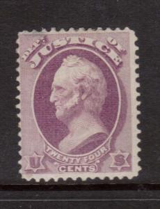 USA #O32 Mint