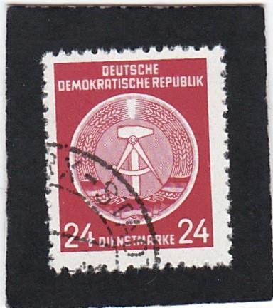 Germany;  GDR    #  O - 9    used