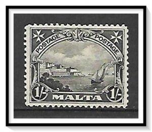 Malta #141 Valletta Harbor NG