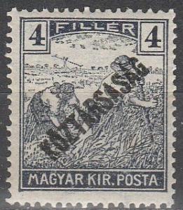 Hungary #155 F-VF Unused (V2922)