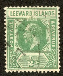 Leeward Isl, Scott #47 Used