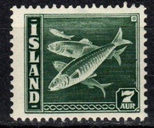 Iceland #220 F-VF Unused  CV $4.75 (X1156)