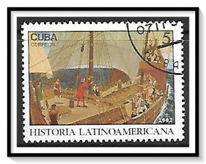 Caribbean #3464b Discovery Of America CTO
