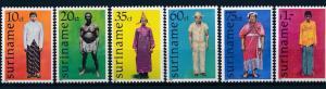 [SU 113] Suriname 1978 Local Costumes / Clothing Men  MNH