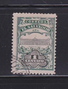 Salvador 355 U National Palace